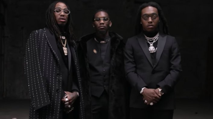 Migos Tour Bus Raided, Quavo and Takeoff Avoid Being Arrested