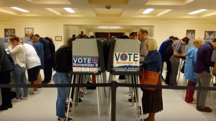 Washington D.C. Considering Changing Voting Age to 16