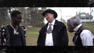 Young Dolph Portrays Record Labels as Slave Owners in New Video