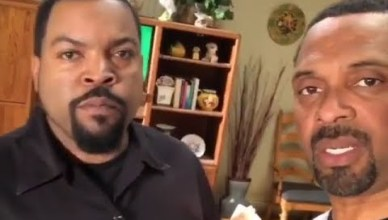 Mike Epps & Ice Cube Reunite As Day-Day & Craig From The 'Friday' Movie Series