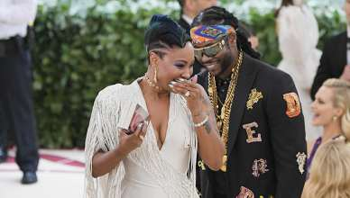 2 Chainz Marries Kesha Ward