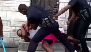 Baltimore Officer Resigns After Video Shows Him Repeatedly Punching Man