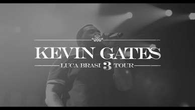 VIDEO: KEVIN GATES – LUCA BRASI 3 TOUR