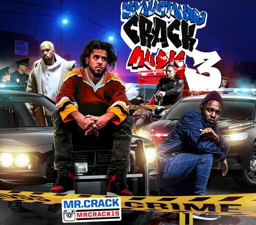 Mr. Crack - Revolutionary Crack Music 3