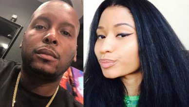 DJ Self Denies Asking Nicki Minaj for Hug, Doesn't Know How Beef Started