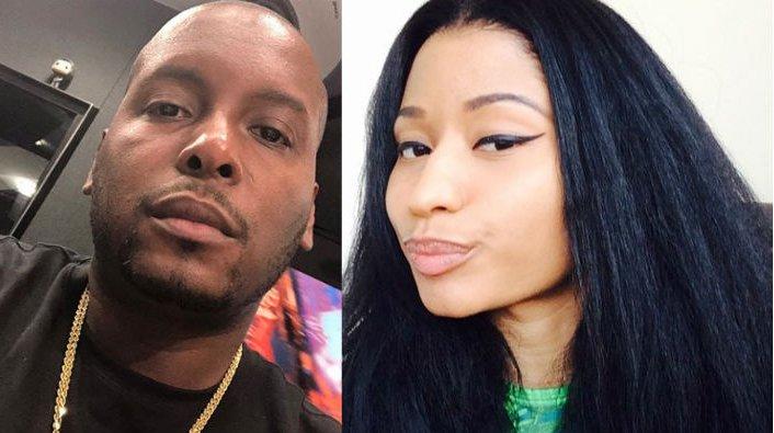 DJ Self Denies Asking Nicki Minaj for Hug, Doesn't Know How Beef Started