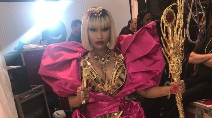 Nicki Minaj Postpones North American Tour Amid Rumors of Low Ticket Sales