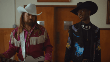 "Lil Nas X ft. Billy Ray Cyrus – ""Old Town Road"""