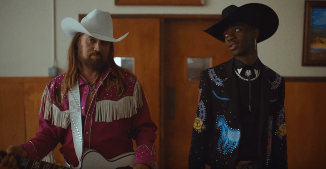 """Lil Nas X ft. Billy Ray Cyrus – """"Old Town Road"""""""