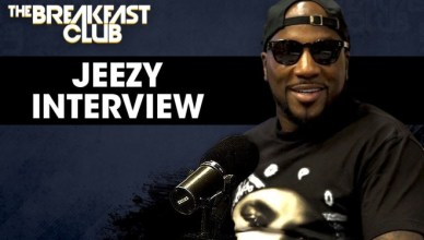 Jeezy Speaks On Thug Motivation Legacy, Leaving Def Jam, Fashion Flubs + More on The Breakfast Club