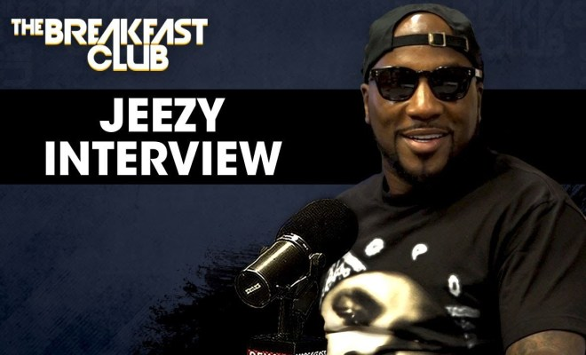 Jeezy Speaks On Thug Motivation Legacy, Leaving Def Jam, Fashion Flubs + More on The Breakfast Club