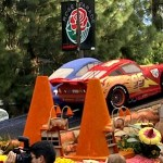 Cars Land Rose Parade