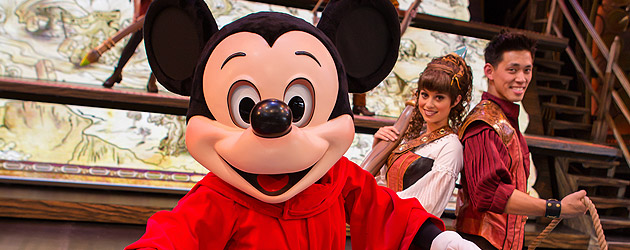 Mickey and the Magical Map Review