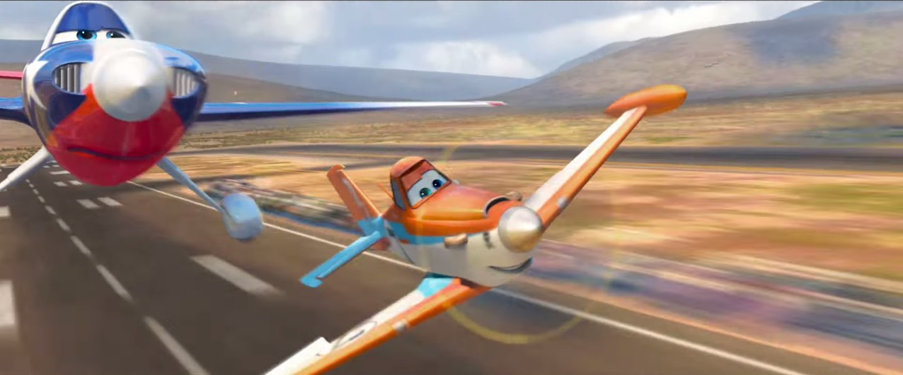 Fresh Baked Disney Planes Fire and Rescue Trailer ...