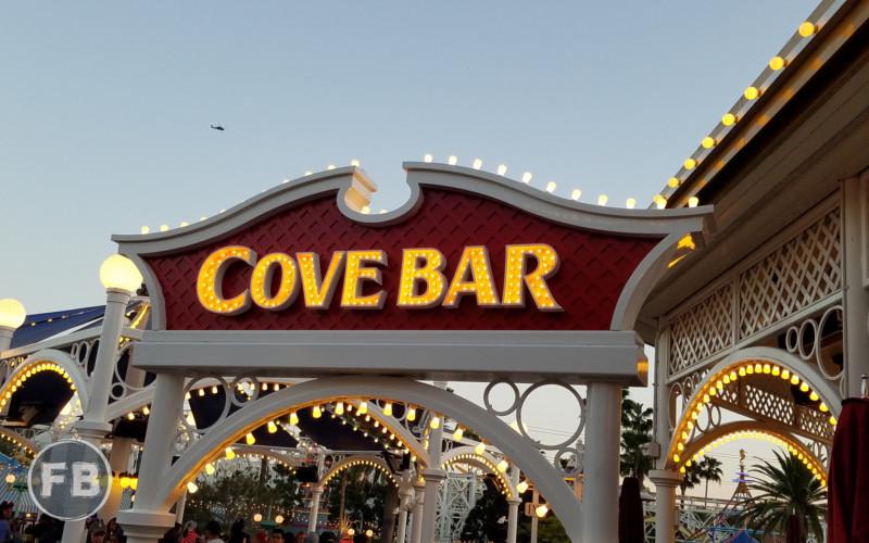 Cove Bar at DCA