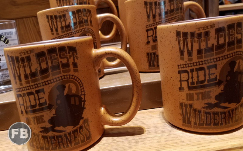 Big Thunder Coffee Mug