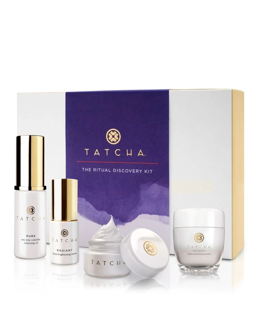 Traveling Beauty with TATCHA Skin Care