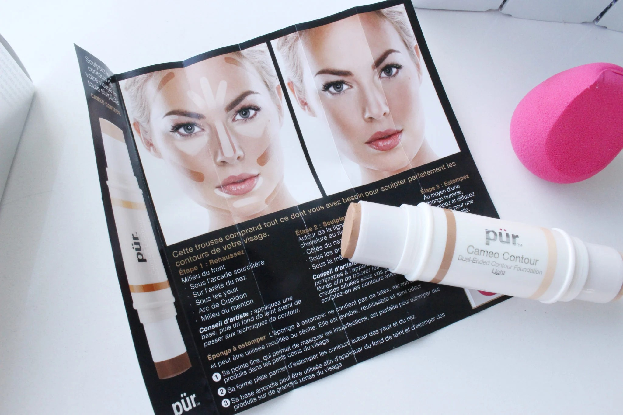 PUR Cosmetics Cameo Contour Review + Swatches