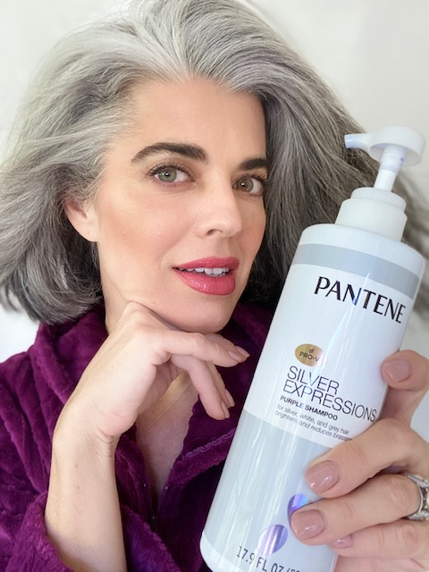 Pantene Silver Expressions
