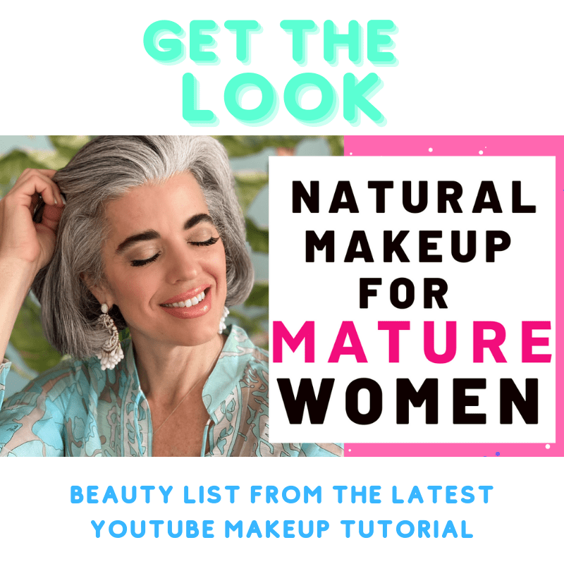 Natural Makeup for Mature Women | Makeup Tutorial