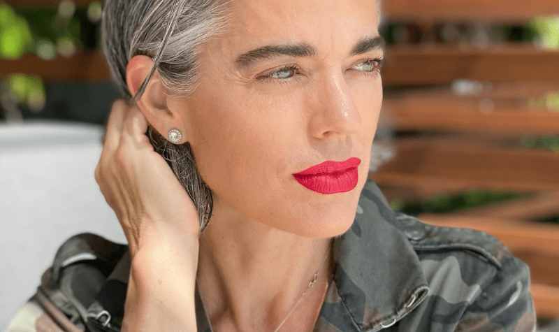 How to Get Your Silver/Gray Hair Super White