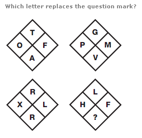 Discussion on Puzzles Missing Letter Puzzles page no 1472