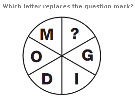 Discussion on Puzzles Missing Letter Puzzles page no 1509