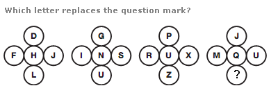 Discussion on Puzzles Missing Letter Puzzles page no 1445