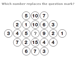 Puzzles Number Puzzles page no 58For Interviews, Placement