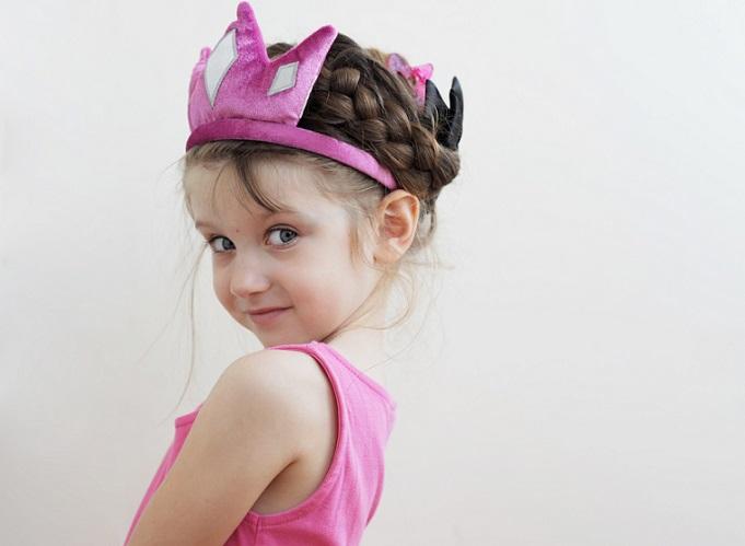 Prinzessin Frisur Kinder  Friseur