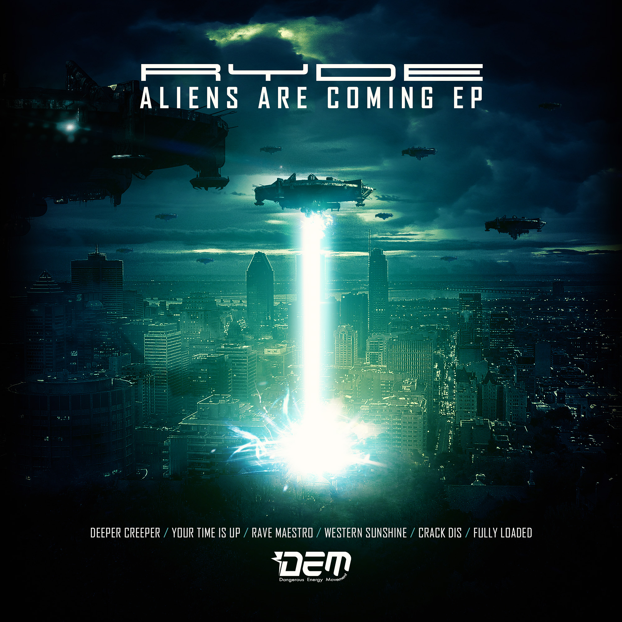 Aliens are coming new music videos this week