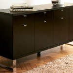 Dwell loop leg sideboard