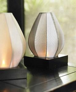 Lombok Lotus tealight holder