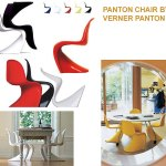 Design classic: Panton moulded chair