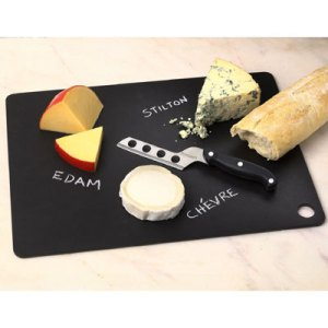 Recycled cardboad chopping board