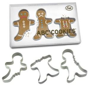Fun cookie cutters