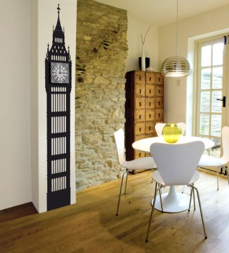 Fancy Big Ben on your wall?