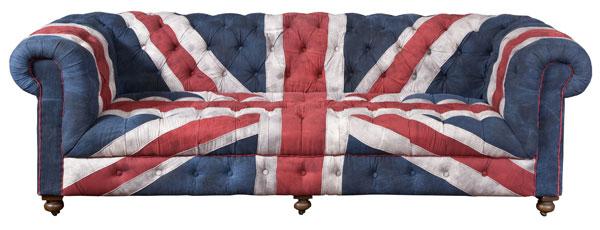 Cool Britannia sofa