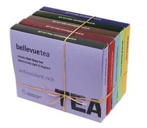 Bellevue Tea wallet