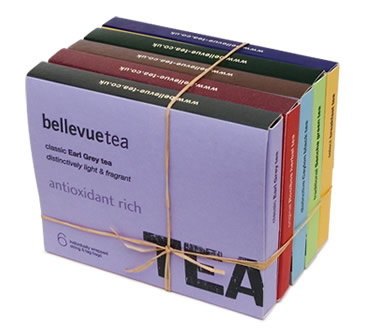 Delicious Bellevue Tea