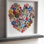 Brigitte Herod button badge picture