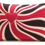 Jan Constantine Union Jack swirl cushion