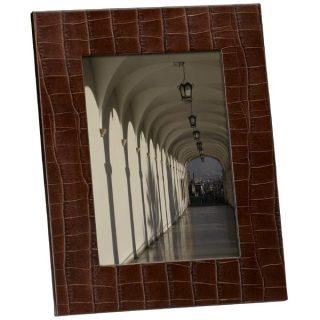 Kiki James leather photo frame