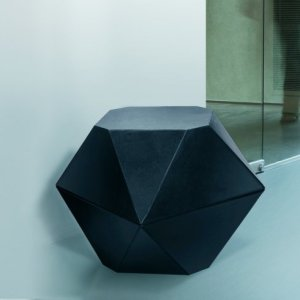 Stylish storage stool