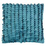 Cameia teal cushion from John Lewis