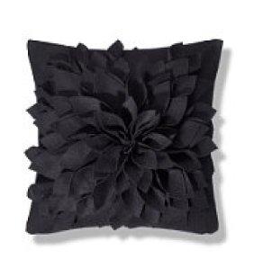 3D flower cushion