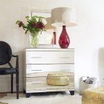Josephine mirrored chest of drawers