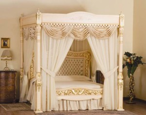The world's most expensive and exclusive bed