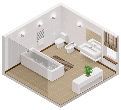 10 of the best free online room layout planner tools for Bathroom 2d planner