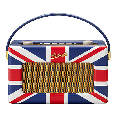 Roberts Revival Union Jack DAB radio